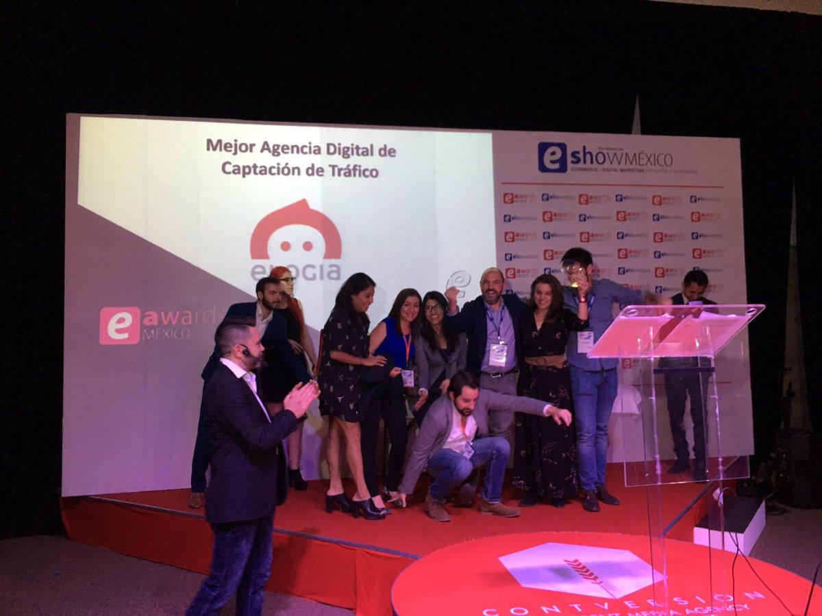 Mejor Agencia Digital de Captación de Tráfico 2017